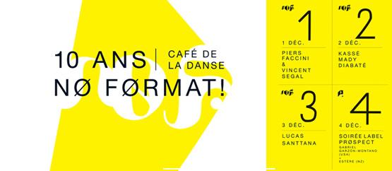 CAFE DE LA DANSE